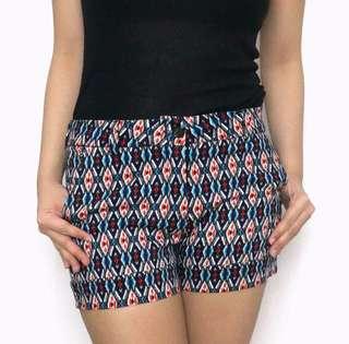 Aztec Bohemian Shorts