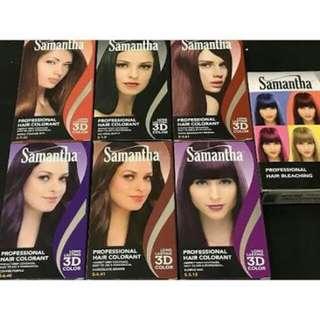 Samantha Hair Color