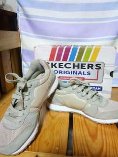 SKECHERS ORIGINALS with Air-cooled memory foam