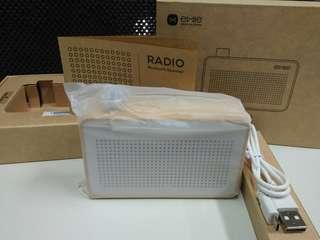 Emie Radio Bluetooth Speaker