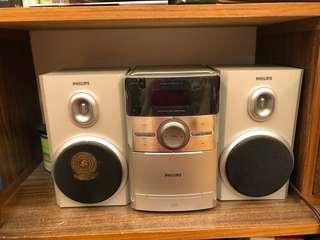 🚚 飛利浦cd播放器
