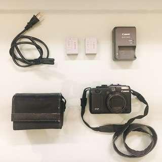 🚚 Canon G12 類單 反轉自拍
