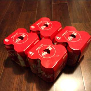 Coca Cola 16 罐