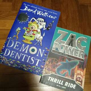 MORE FREE books demon dentist and thrill rids