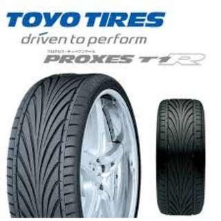 TOYO T1R 235-35-19