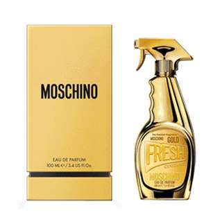 MOSCHINO GOLD FRESH COUTURE EDP FOR WOMEN 100ML