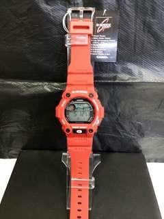 """G-7900A-4卡西歐品牌手錶""""Casio""""""""G-Shock""""日本機芯一年保養"""