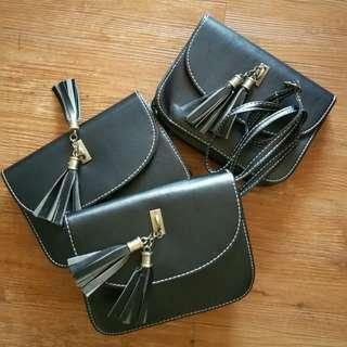 SALE.! Sling bag / tas retro beli 3 lebih murah