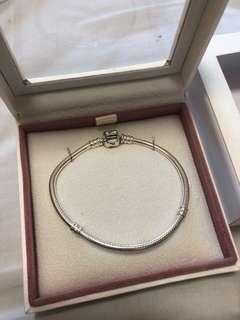 Pandora 手鏈 17cm