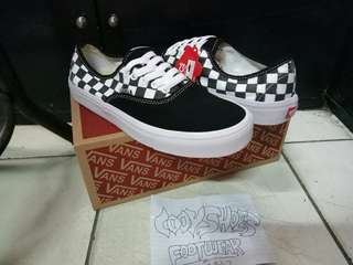 VANS AUTHENTIC SYNDICATE CHEKERBOARD