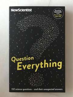 NewScientist Question Everything