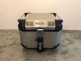 Kappa Kaventure 42L Top Box silver