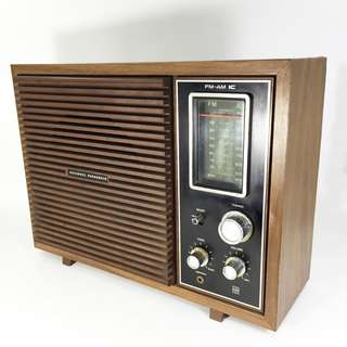 National Panasonic Transistor Radio RE-780 (NWR_01-1017_56)