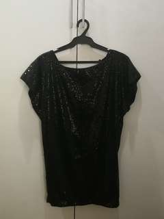 (Forever 21) Sequin Top