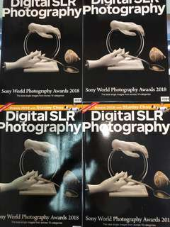 Digital SLR Photography May 2018(RM10 For 2)