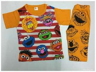 Elmo pyjamas