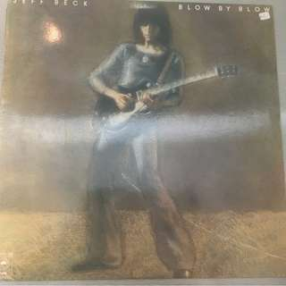 Jeff Beck ‎– Blow By Blow, Vinyl LP , Epic ‎– ECPO-39, 1975, Singapore, Malaysia & Hong Kong