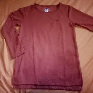 Tshirt Casual Orange