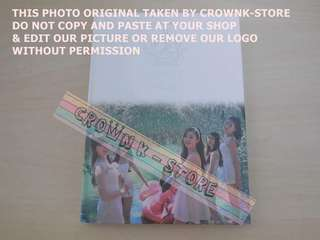 [LAST 1][CRAZY DEAL 50% OFF FROM ORIGINAL PRICE][READY STOCK]GFRIEND KOREA 2ND MINI ALBUM (SEALED) NO POSTER OFFICIAL ORIGINAL FROM KOREA (PRICE NOT INCLUDE POSTAGE)PLEASE READ DETAILS FOR MORE INFO