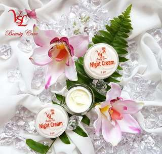VSL Night Cream