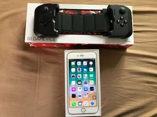 iPhone 6 Plus 64GB Gold (Bonus Gamevice)