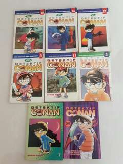 Komik Conan Take All