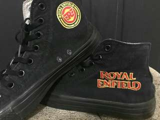 Converse Royal Enfield