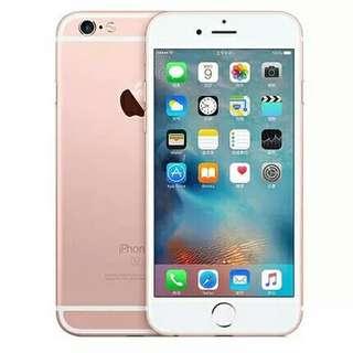 IPhone 6S PLUS 玫瑰金/黑色/金色/銀色 16GB/64GB/128GB