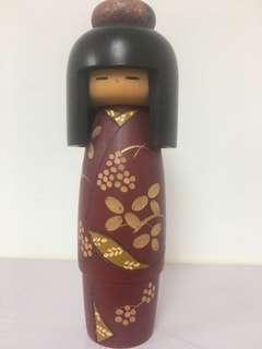 日本木雕刻