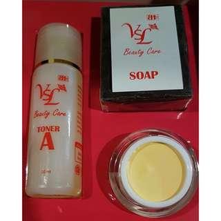 Set Normal 3in1 - VSL Skincare