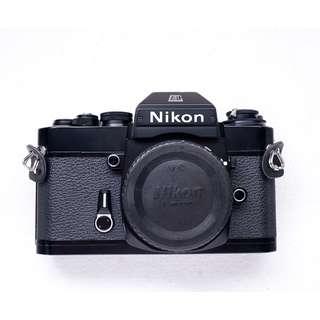 Nikon EL2 SLR film camera