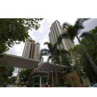 The Pines Condo, Mont Kiara KL (fully furnished)