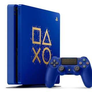 New-Look PlayStation 4 500GB Limited Edition Days of Play Console