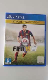 Fifa15 PS4