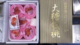 🍑日本大糖嶺水蜜桃禮盒