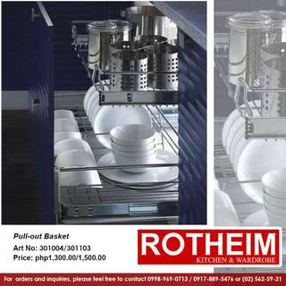 Rotheim Pull-out Basket