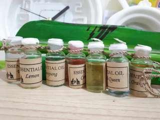 Aromatherapy Bali
