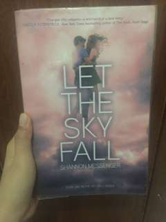 Let The Sky Fall (Shannon Messenger)