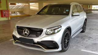Mercedes-Benz GLC250 Auto 4MATIC