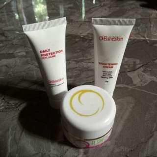 Elsheskin acne + komedo