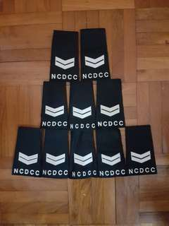 NCDCC Corporal Rank