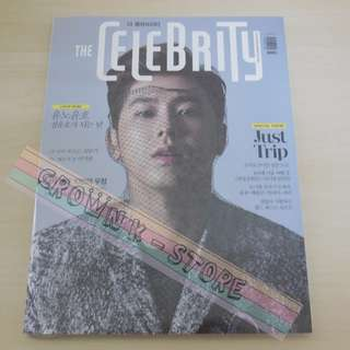 [LAST 1][CRAZY DEAL 80% OFF FROM ORIGINAL PRICE][READY STOCK]TVXQ DBSK YUNHO KOREA THE CELEBRITY MAGAZINE(UNSEALED) NO POSTER OFFICIAL ORIGINAL FROM KOREA (PRICE NOT INCLUDE POSTAGE)PLEASE READ DETAILS FOR MORE INFO