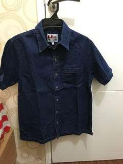Lee Cooper 100% Original Jeans Shirt