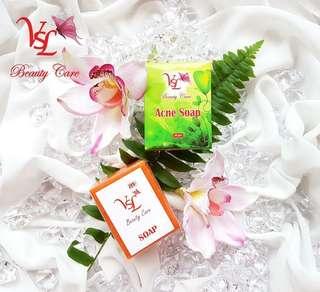 VSL Beauty Care Acne Soap
