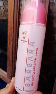 Barbara Walden Hairspray Non Aerosol Extra Hold