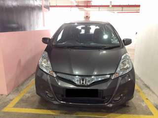 Honda Jazz Hybrid 1.3