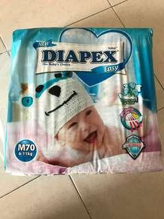 Diapex M size