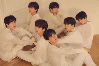 BTS Love Yourself Tear album U Ver poster