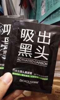 Bioaqua Activated Carbon Black Mask Import