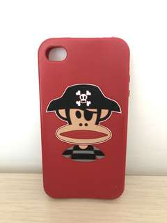 iPhone 4 Case Paul Frank